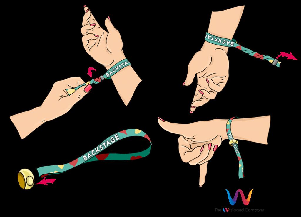 Turn them into bracelets